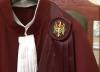 Одежда судей ВСП обновлена - теперь  на мантиях меховые воротнички