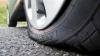 Как быть, если на скорости пробьет переднее колесо?
