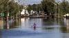 Проливные дожди привели к наводнению в Великобритании
