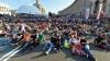 Фан-зона в Киеве собрала рекордное число болельщиков на Euro-2012