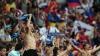 (UPDATE) Между российскими и польскими болельщиками произошли столкновения