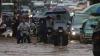 В Китае из-за проливных дождей пострадали более 690 тысяч человек