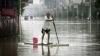 В Австрии и Британии устраняют последствия наводнений