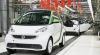 Запущено массовое производство электромобиля Smart Fortwo ED