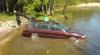 Автомобиль Subaru завелся после трех месяцев нахождения под водой