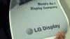 LG работает над 60-дюймовыми гибкими дисплеями