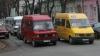 Столичная мэрия не знает, почему водители микроавтобусов не вышли на работу