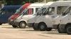 Забастовка в столице: водители микроавтобусов недовольны проверками дорожной полиции