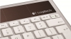 Новинка от Logitech: клавиатура на солнечной батарее