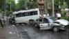Наибольшее количество ДТП зарегистрировано в Кишиневе