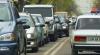 Автомобильное движение по некоторым столичным улицам приостановлено