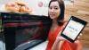 LG представила печь, управляемую смартфоном