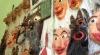 В коллекции Василия Поповского из села Ченак более 150 масок героев народного фольклора