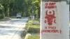 Надписи на кириллице появились на столбах в Вадул-луй-Водэ: «Я - молдаванин, я говорю по-молдавски»