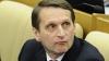 Додон обсудил с Нарышкиным сотрудничество в рамках Евразийского союза