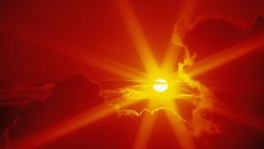 8-9 июля температура воздуха достигнет +33..+35°C
