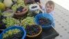 В праздник Преображения продажи винограда идут хорошо