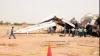 В Судане разбился самолет с правительственной делегацией
