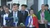 Молдавские медалисты ОИ Кристина Йову и Анатолий Кырыку вернулись домой