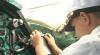 Сюрпризы для сирот из Кишинева: Научились пилотировать и пообедали на борту самолета