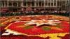 Брюссель готовится к фестивалю цветов