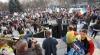 Новый марш объединения в столице: ожидается, что в манифестации примут участие 10000 человек