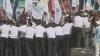 Насилие, столкновения и задержания в Бельцах. Полиция с трудом справляется (ВИДЕО)