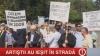 Борис Фокша обещает протестующим повысить зарплаты в следующем году