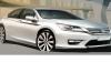 Представлены первые скетчи нового Honda Accord