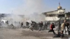 Мощный взрыв прогремел этим утром близ штаб-квартиры НАТО в Кабуле