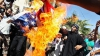 В антиамериканских протестах в арабском мире погибли семь человек