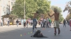 Жители столицы вошли во вкус пешей прогулки по центральному проспекту Кишинева