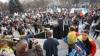 Полиция может потребовать прекращения манифестаций, если их участники перейдут к насильственным действиям