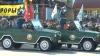 Тираспольчане присутствовали на военном параде в советском стиле