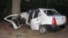 На Ботанике такси влетело в дерево, водитель погиб