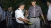 Кишиневец попытался пройти на концерт по случаю Храма Кишинева с личным оружием