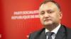 Додон: Переговоры с Мишиным начались 2-3 месяца назад, окончательное решение было принято вчера