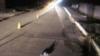 Ребенок был сбит грузовым автомобилем в городе Сынжерей