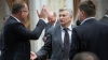 Заседание парламента в картинках: жестикулирующий Годя, улыбающийся Плахотнюк и счастливый глава СИБа