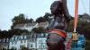 В британском городке установили 20-метровую скульптуру беременной женщины (ФОТО, ВИДЕО)