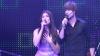 Паула Селинг и Александр Рыбак пели для кишиневцев в канун Дня города