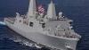 В США подводная лодка столкнулась с военным кораблем