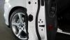 Ford Focus с системой защиты кромок дверей (ВИДЕО)