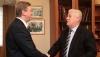 Воронин на встрече с Фюле: Молдова – это не «история успеха»