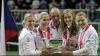 Сборная Чехии выиграла Кубок федерации по теннису