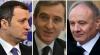Филат, Лянкэ и Тимофти - самые влиятельные политики октября