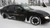 Maserati испытала свой новый седан на зимней дороге