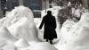 Пять населенных пунктов в Сорокском районе оказались заблокированными из-за снегопадов