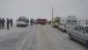В Челябинске маршрутное такси с 10-ю пассажирами провалилось под лед