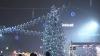 На столичной площади был дан старт новогодним праздникам